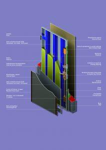 Dettagli Porta Blindata Kronos - Armored door Kronos details