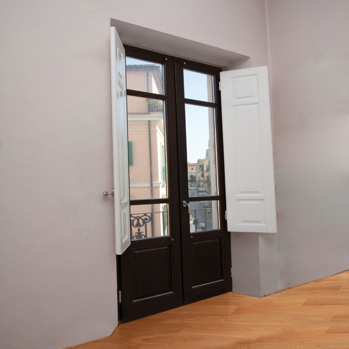 binario alba doors