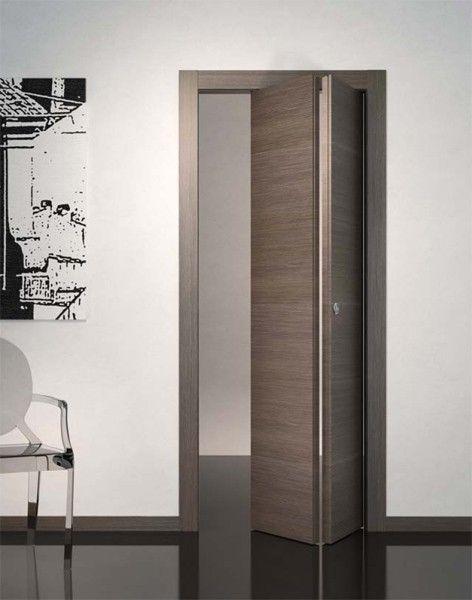 Porte interne alba doors for Porta a libro doppia