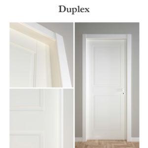 Duplex - valorizzata da bugne