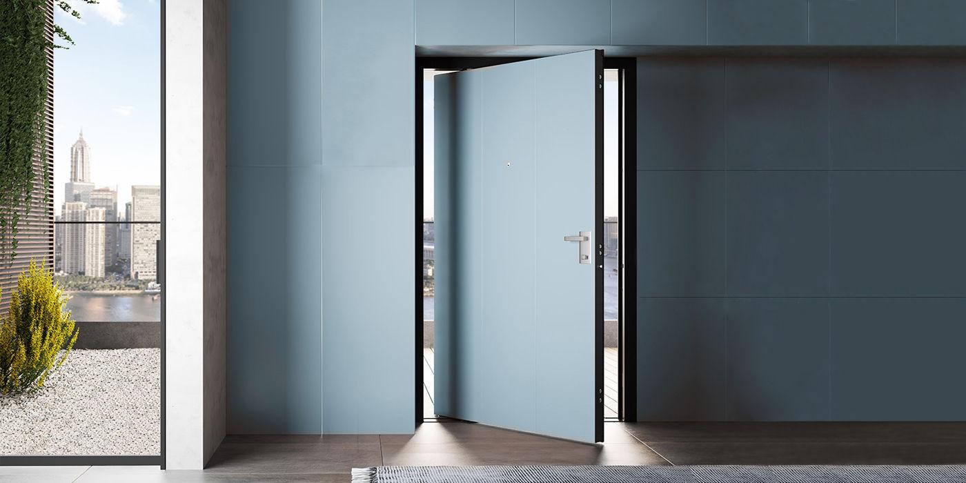 Porta blindata Bilico